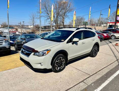 2013 Subaru XV Crosstrek for sale at JR Used Auto Sales in North Bergen NJ