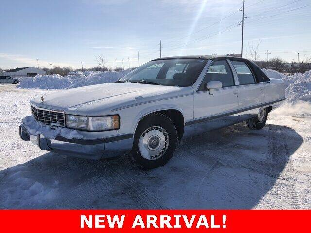 1993 Cadillac Fleetwood for sale at Diamond Jim's West Allis in West Allis WI