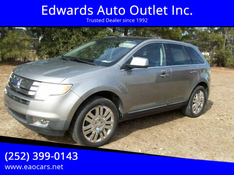 2008 Ford Edge for sale at Edwards Auto Outlet Inc. in Wilson NC
