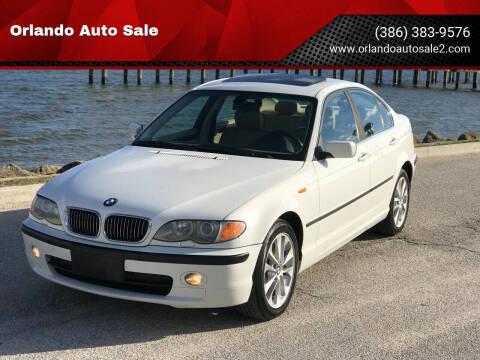 2003 BMW 3 Series for sale at Orlando Auto Sale in Port Orange FL