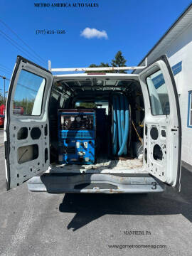 1997 Ford E-250 for sale at METRO AMERICA AUTO SALES of Manheim in Manheim PA