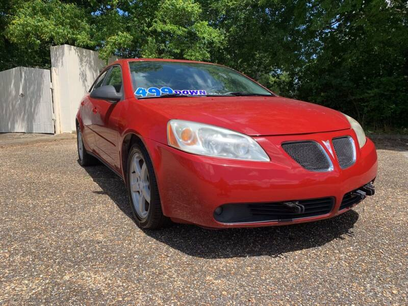 2007 Pontiac G6 for sale at DRIVE ZONE AUTOS in Montgomery AL
