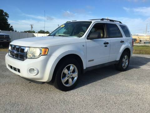 2008 Ford Escape for sale at First Coast Auto Connection in Orange Park FL