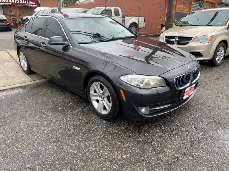 2013 BMW 5 Series for sale at United Auto Sales of Newark in Newark NJ