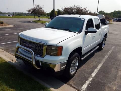 2011 GMC Sierra 1500 for sale at Sarpy County Motors in Springfield NE