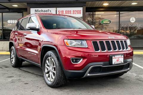 2014 Jeep Grand Cherokee for sale at Michaels Auto Plaza in East Greenbush NY