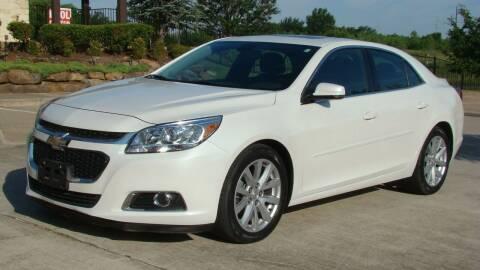 2015 Chevrolet Malibu for sale at Red Rock Auto LLC in Oklahoma City OK