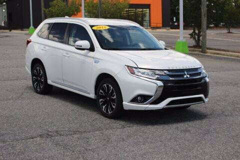 2018 Mitsubishi Outlander PHEV for sale at Hickory Used Car Superstore in Hickory NC