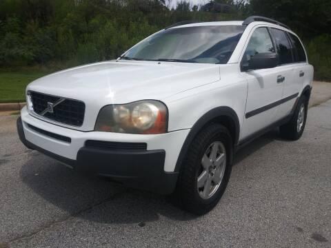 2006 Volvo XC90 for sale at Georgia Fine Motors Inc. in Buford GA