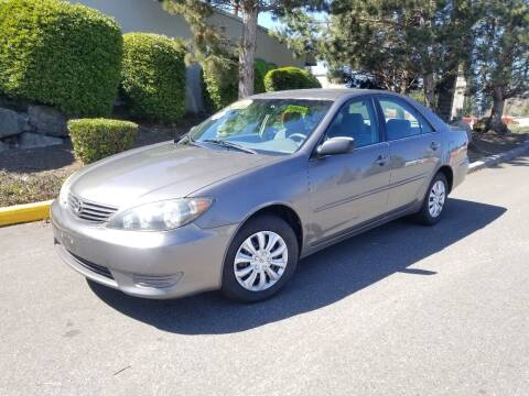 2006 Toyota Camry for sale at SS MOTORS LLC in Edmonds WA