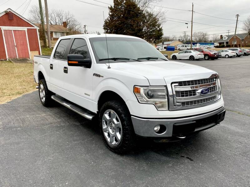 2014 Ford F-150 for sale at ANZ AUTO CONCEPTS LLC in Fredericksburg VA
