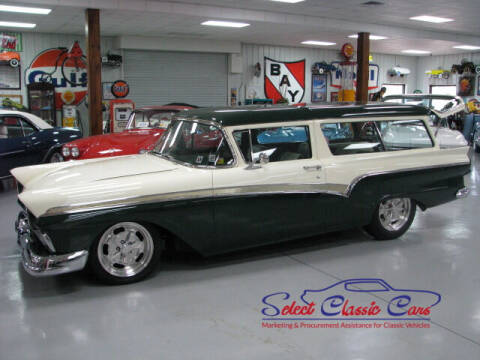 1957 Ford Del Rio for sale at SelectClassicCars.com in Hiram GA