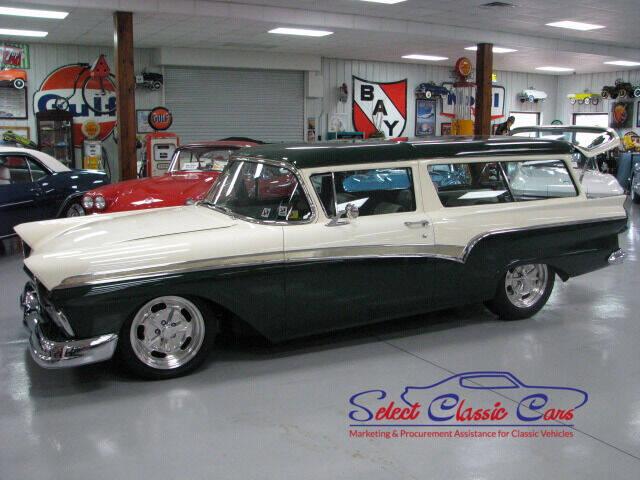 1957 Ford Del Rio for sale at SelectClassicCars.com in Hiram GA