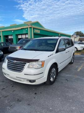 2008 Chrysler Town and Country for sale at A To Z Auto Sales in Apopka FL