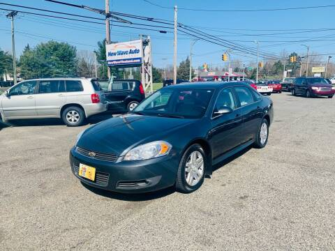 2011 Chevrolet Impala for sale at New Wave Auto of Vineland in Vineland NJ