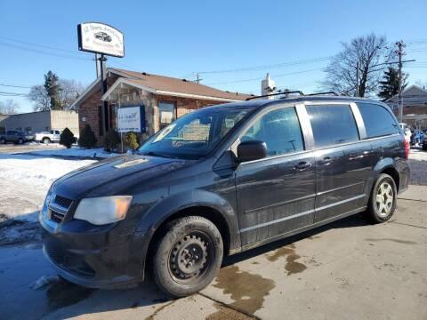 2012 Dodge Grand Caravan for sale at All Starz Auto Center Inc in Redford MI