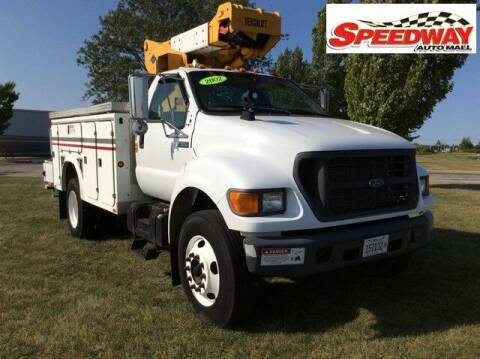 2002 Ford F-650 Super Duty for sale at SPEEDWAY AUTO MALL INC in Machesney Park IL