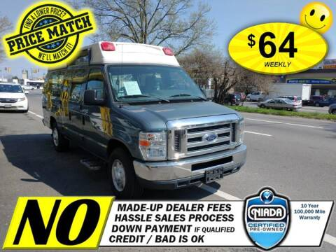 2012 Ford E-Series Cargo for sale at AUTOFYND in Elmont NY