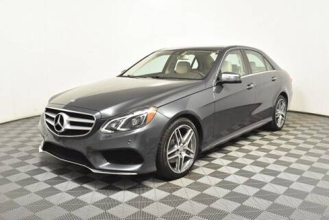 2016 Mercedes-Benz E-Class for sale at Southern Auto Solutions-Jim Ellis Volkswagen Atlan in Marietta GA