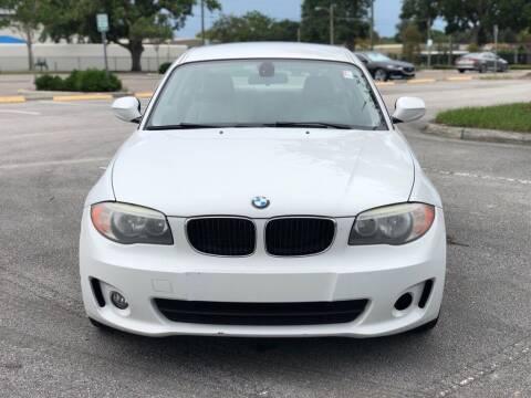 2013 BMW 1 Series for sale at Carlando in Lakeland FL