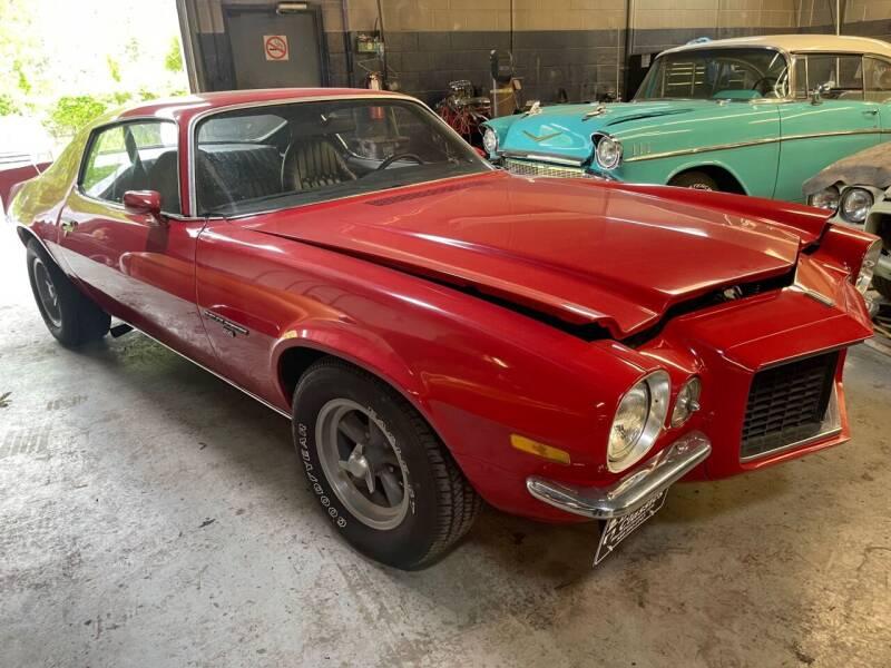 1971 Chevrolet RALLY SPORT for sale at Black Tie Classics in Stratford NJ
