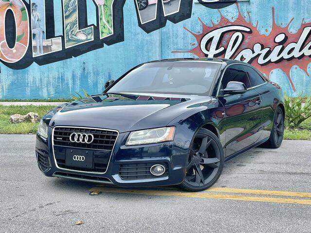 2009 Audi A5 for sale at Palermo Motors in Hollywood FL
