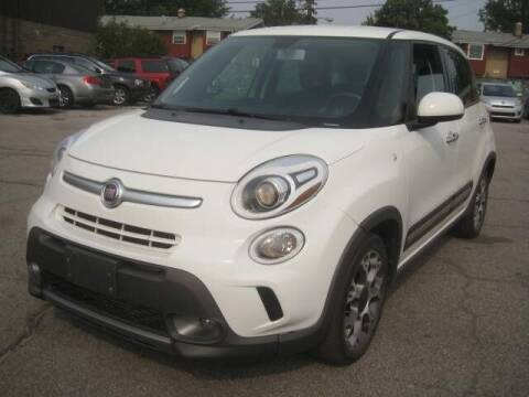 2014 FIAT 500L for sale at ELITE AUTOMOTIVE in Euclid OH