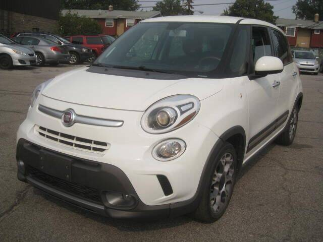 2014 FIAT 500L for sale in Euclid, OH