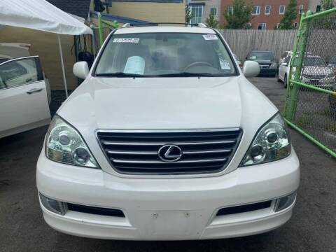 2005 Lexus GX 470 for sale at Polonia Auto Sales and Service in Hyde Park MA