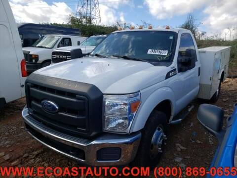 2012 Ford F-350 Super Duty for sale at East Coast Auto Source Inc. in Bedford VA