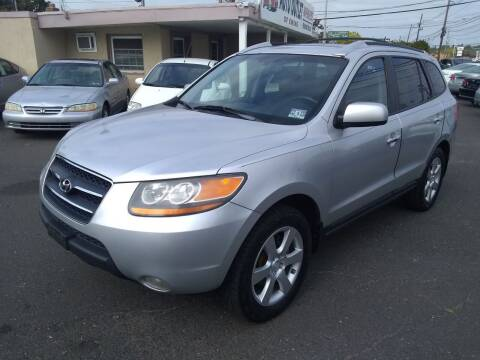 2008 Hyundai Santa Fe for sale at Wilson Investments LLC in Ewing NJ