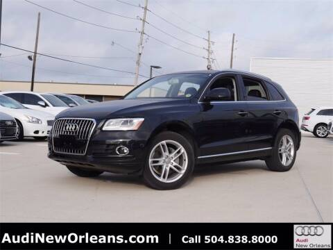 2017 Audi Q5 for sale at Metairie Preowned Superstore in Metairie LA