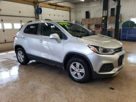 2017 Chevrolet Trax for sale at Sand's Auto Sales in Cambridge MN