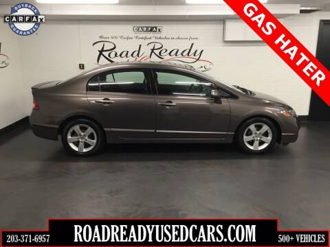 2010 Honda Civic for sale at Road Ready Used Cars in Ansonia CT