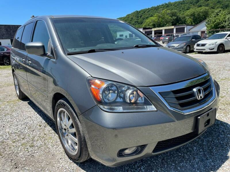 2008 Honda Odyssey for sale at Ron Motor Inc. in Wantage NJ