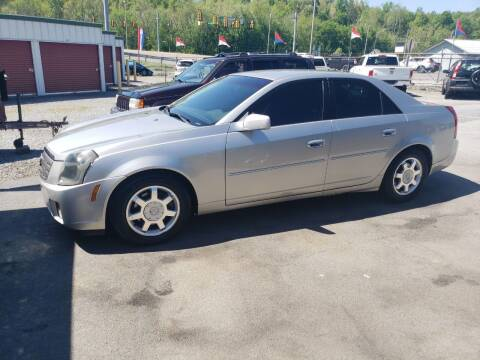 2004 Cadillac CTS for sale at Green Tree Motors in Elizabethton TN