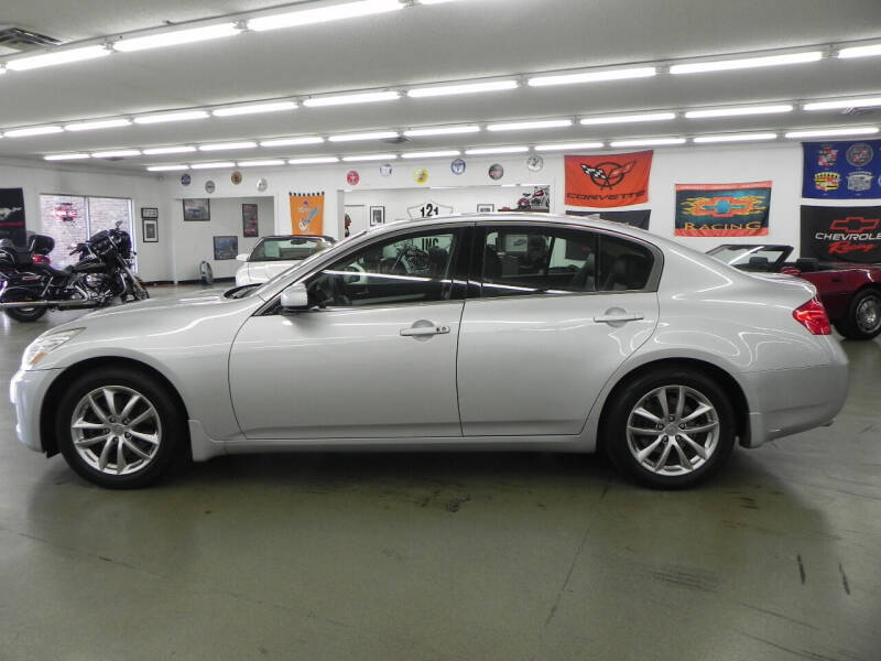 2008 Infiniti G35 for sale at Car Now in Mount Zion IL
