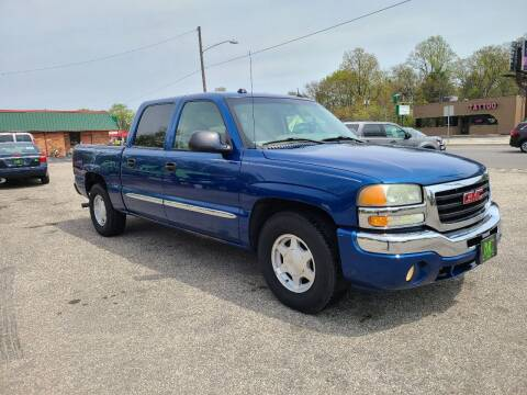 2004 GMC Sierra 1500 for sale at Johnny's Motor Cars in Toledo OH