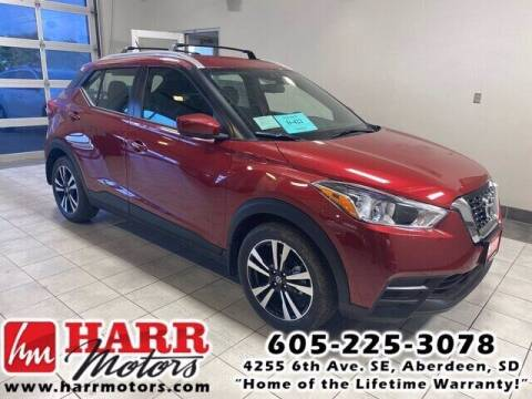 2020 Nissan Kicks for sale at Harr's Redfield Ford in Redfield SD