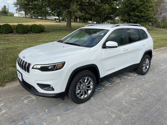2021 Jeep Cherokee for sale in Higginsville, MO