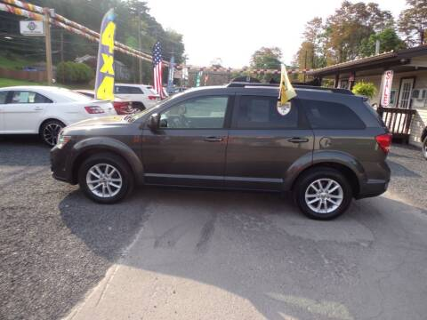2016 Dodge Journey for sale at RJ McGlynn Auto Exchange in West Nanticoke PA