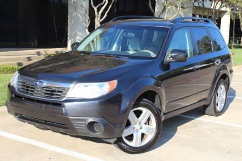 2009 Subaru Forester for sale at DFW Universal Auto in Dallas TX