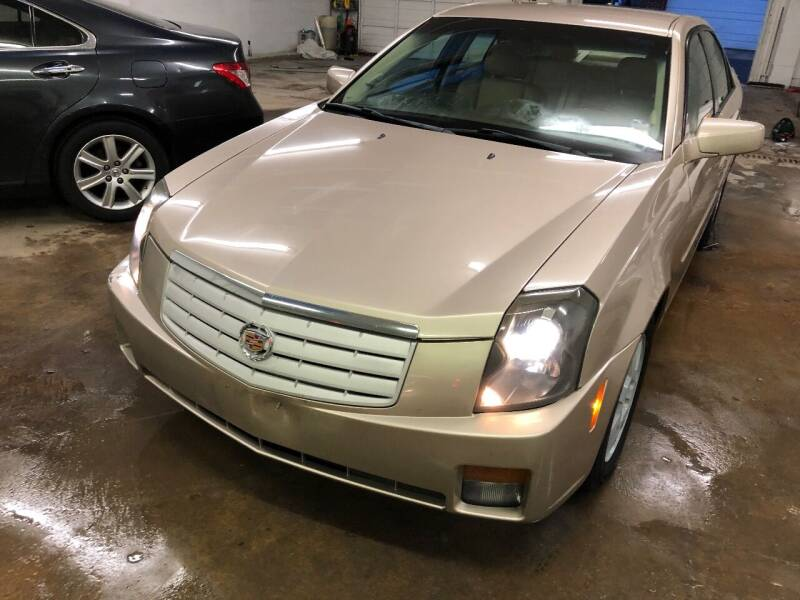 2006 Cadillac CTS for sale at REGIONAL AUTO CENTER in Fredericksburg VA