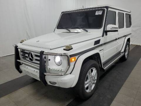 2014 Mercedes-Benz G-Class for sale at MG Motors in Tucson AZ