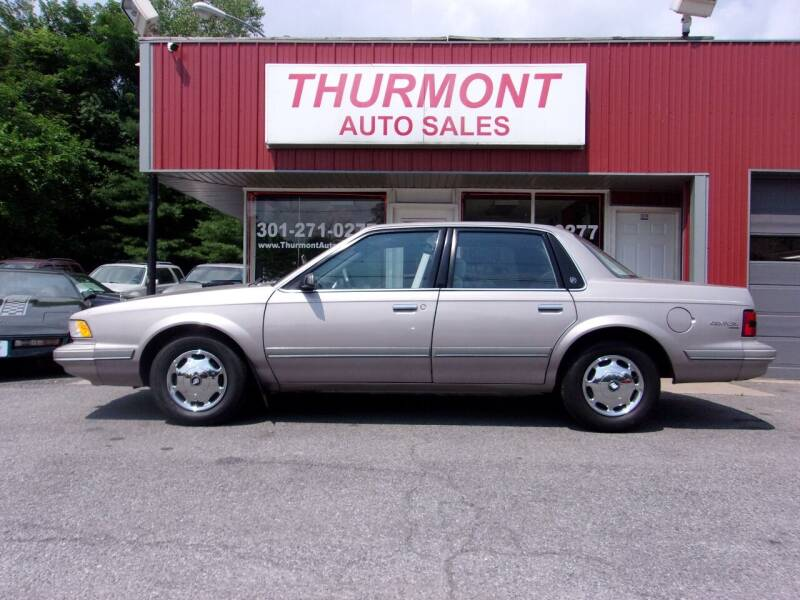 1996 Buick Century for sale at THURMONT AUTO SALES in Thurmont MD