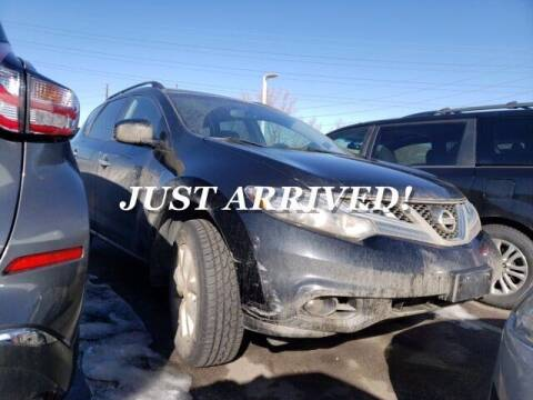 2014 Nissan Murano for sale at EMPIRE LAKEWOOD NISSAN in Lakewood CO