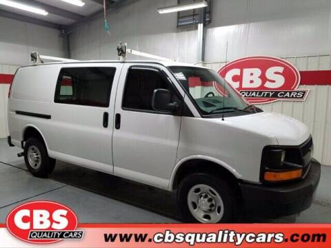 2015 Chevrolet Express Cargo for sale at CBS Quality Cars in Durham NC