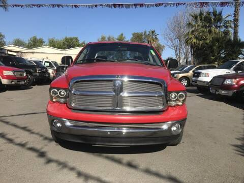 2004 Dodge Ram Pickup 1500 for sale at EXPRESS CREDIT MOTORS in San Jose CA