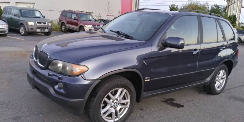 2004 BMW X5 for sale at JG Motors in Worcester MA