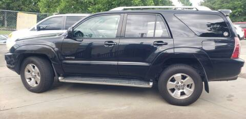 2004 Toyota 4Runner for sale at On The Road Again Auto Sales in Doraville GA